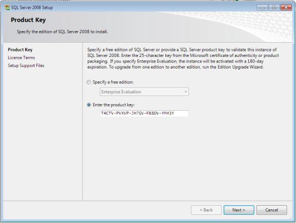 sql3 - Langkah-Langkah Instalasi Sql Server 2008