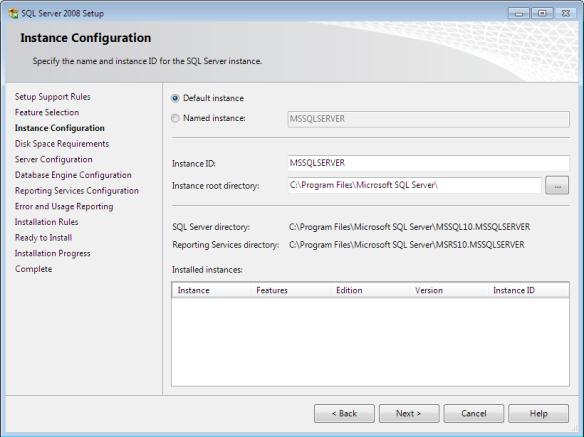 sql8 - Langkah-Langkah Instalasi Sql Server 2008