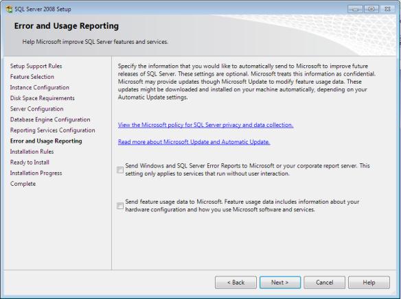 sql9e - Langkah-Langkah Instalasi Sql Server 2008