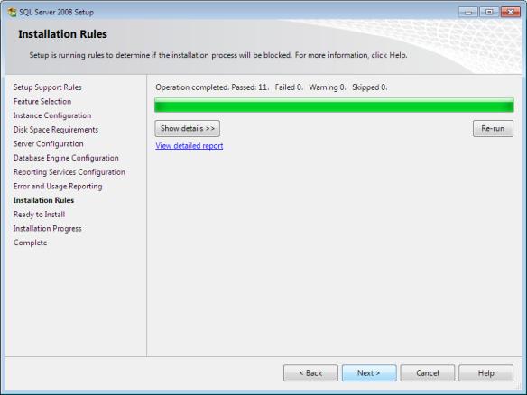 sql9f - Langkah-Langkah Instalasi Sql Server 2008