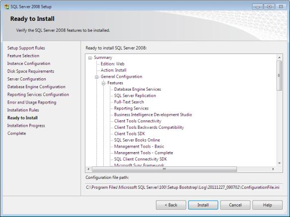 sql9g - Langkah-Langkah Instalasi Sql Server 2008