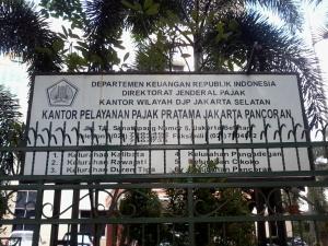Kantor Pelayanan Pajak Pratama Jakarta Pancoran