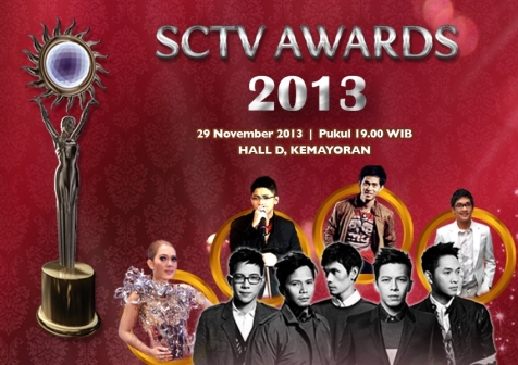sctv awards 2013