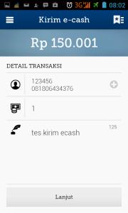 detail transaksi e-cash